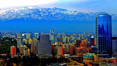 Cómo viajar por tierra a Chile desde Venezuela 2017