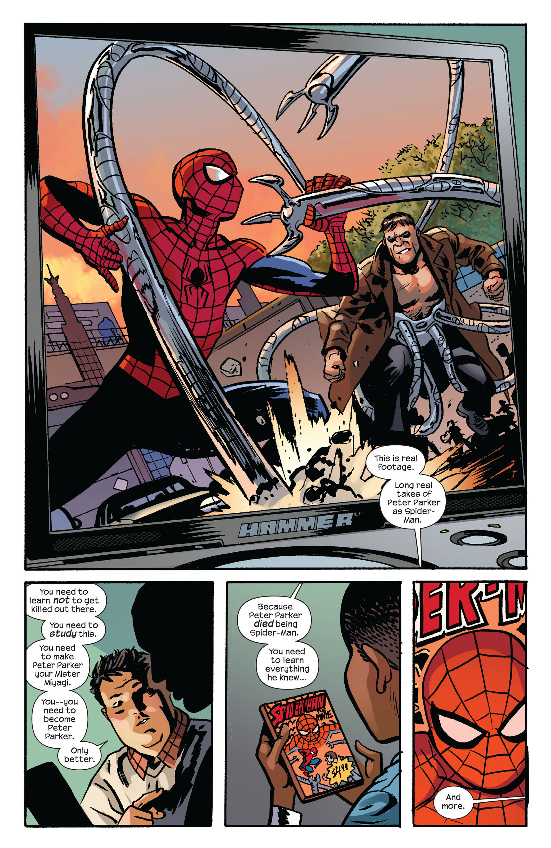 Read online Ultimate Comics Spider-Man (2011) comic -  Issue #6 - 20