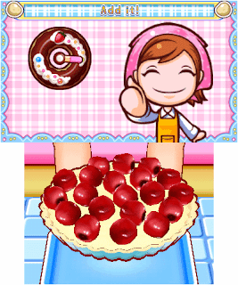 Cooking Mama 4 3DS ROM - isoroms com