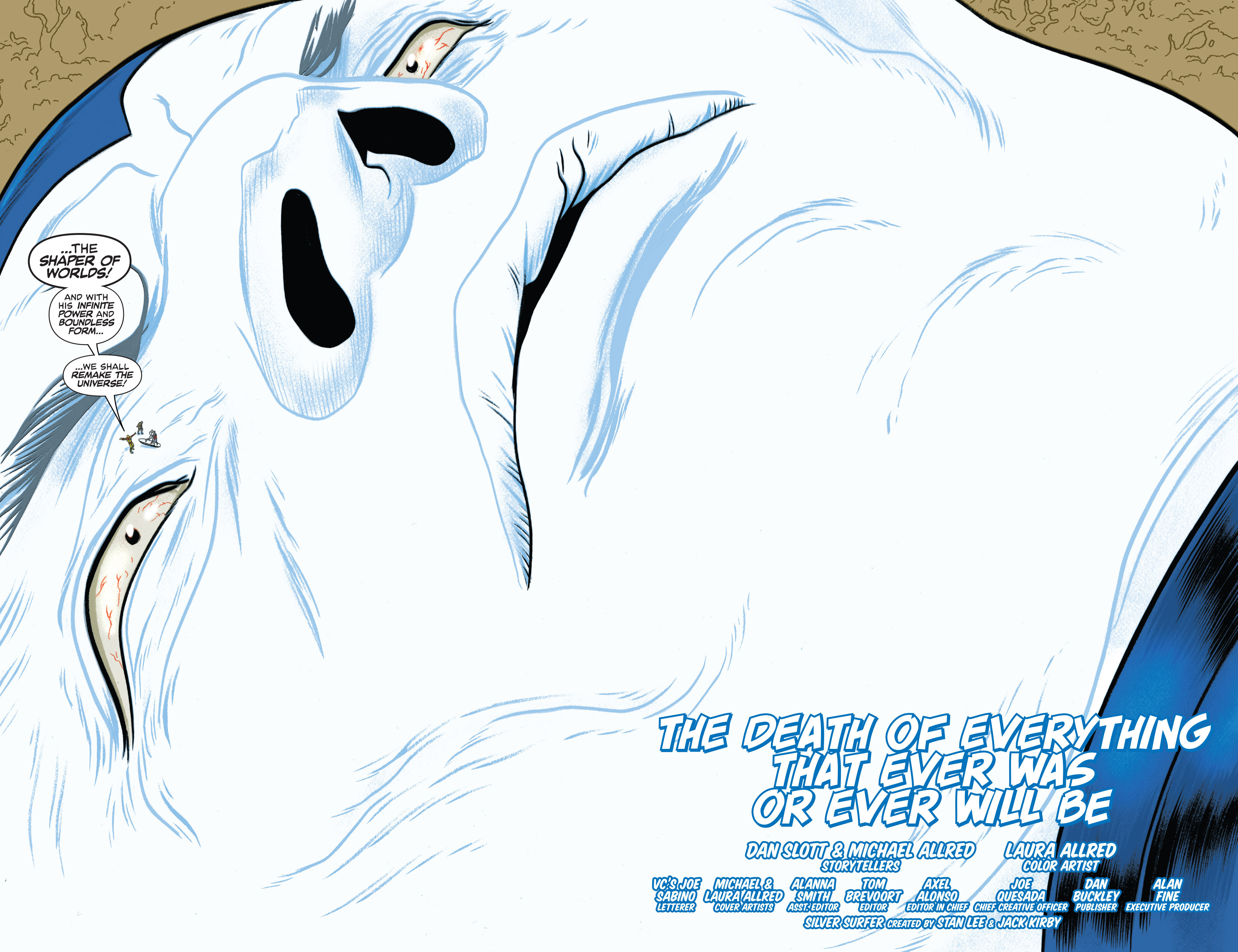 Read online Silver Surfer (2014) comic -  Issue #13 - 20