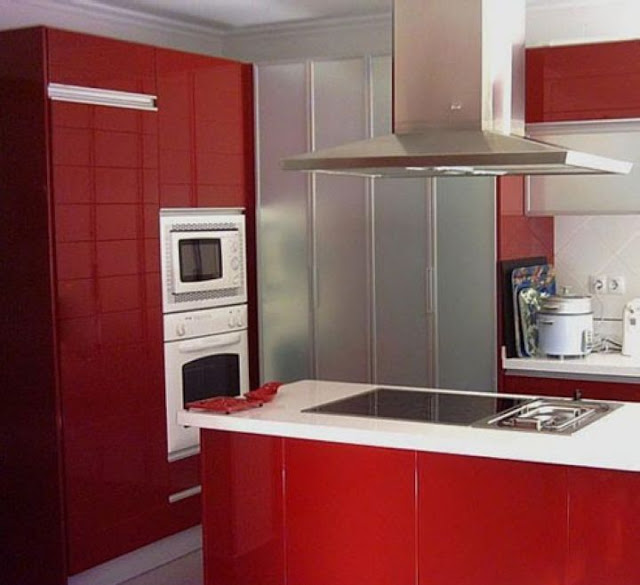 C mo integrar el microondas en la cocina cocinas con for Como disenar tu cocina