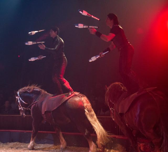 Prouesses équestres - Pégase et Icare - Blog beauté Les Mousquetettes