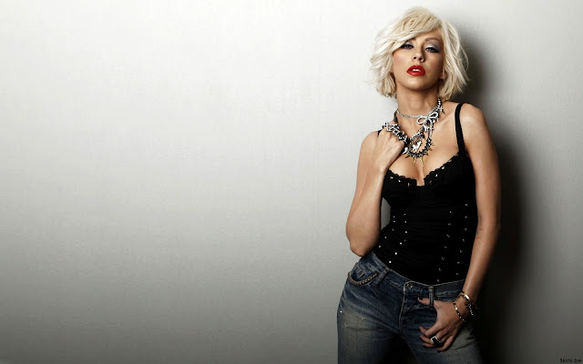 Hayden Panettiere Hd Wallpaper Christina Aguilera Hot Hd Wallpapers Nine Galleries