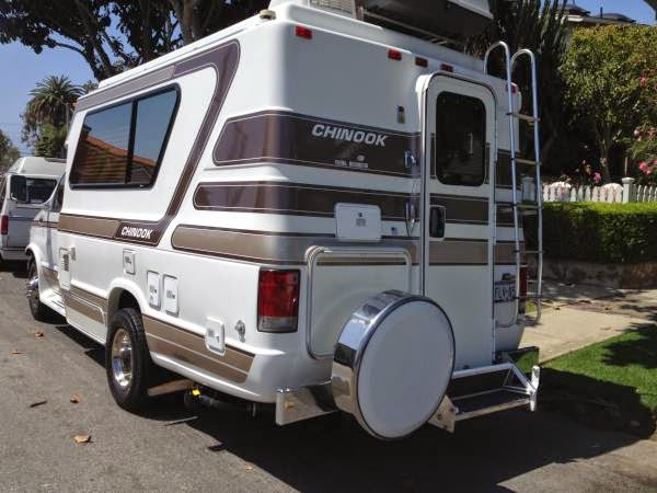 Used rvs 1999 chinook class b motorhome for sale by owner for Class b motor homes