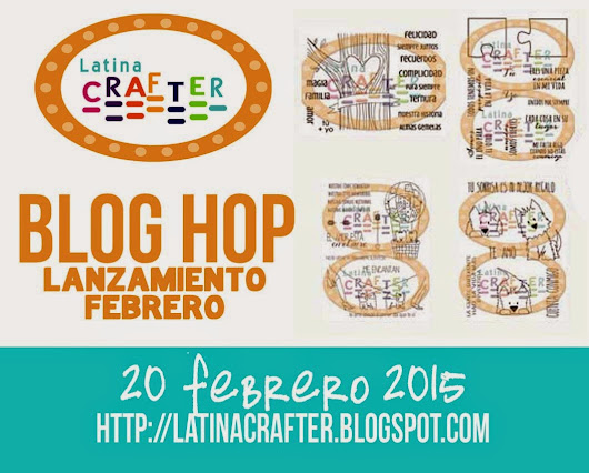 Blog Hop Latina Crafter