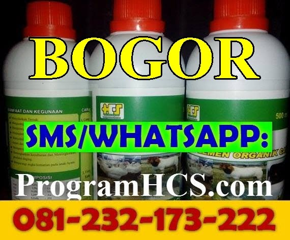 Jual SOC HCS Bogor