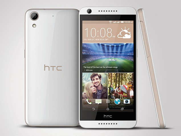HTC Launched 626G+ Smartphone in India at $220