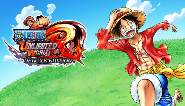 One Piece Unlimited World Red Deluxe Edition-Free Download