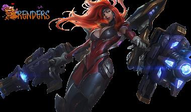 Gun Goddess Miss Fortune (GGMF)