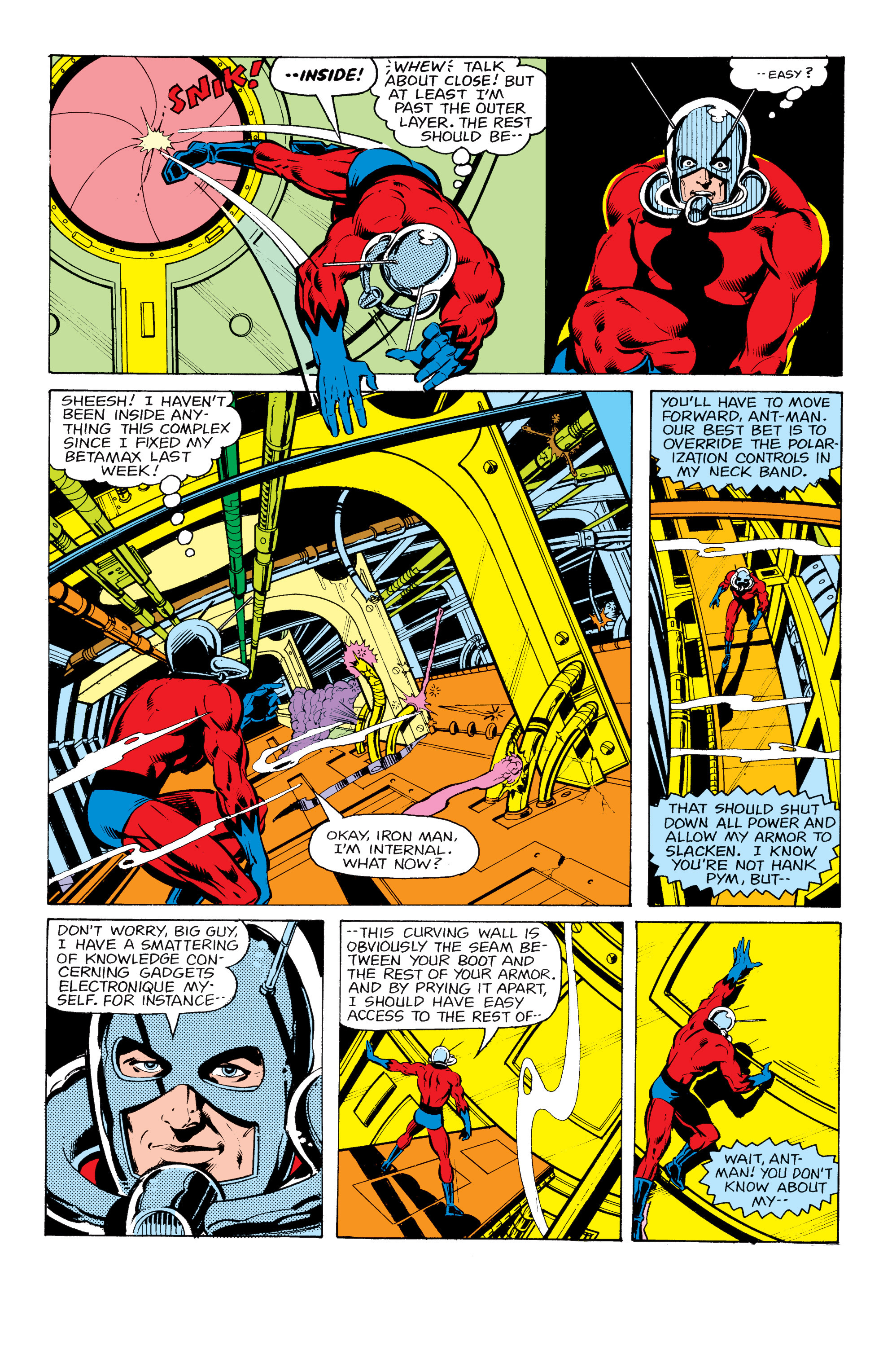 Read online Ant-Man comic -  Issue #Ant-Man _TPB - 89
