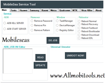 MobileSea Service Tool Latest Version Full Setup Free Download