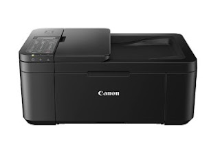 Canon PIXMA TR4520 Driver and Manual Download