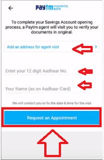 Complete Tutorials Open Paytm Payment Bank - TechAvsar