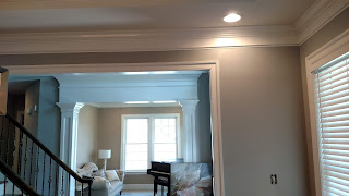Spacious Interior Painting