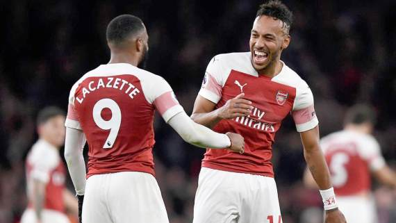 Arsenal drew 1-1 at Brighton