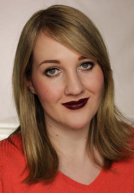 MAC MONDAY | A Novel Romance - Lingering Kiss Lipstick Swatches & Review
