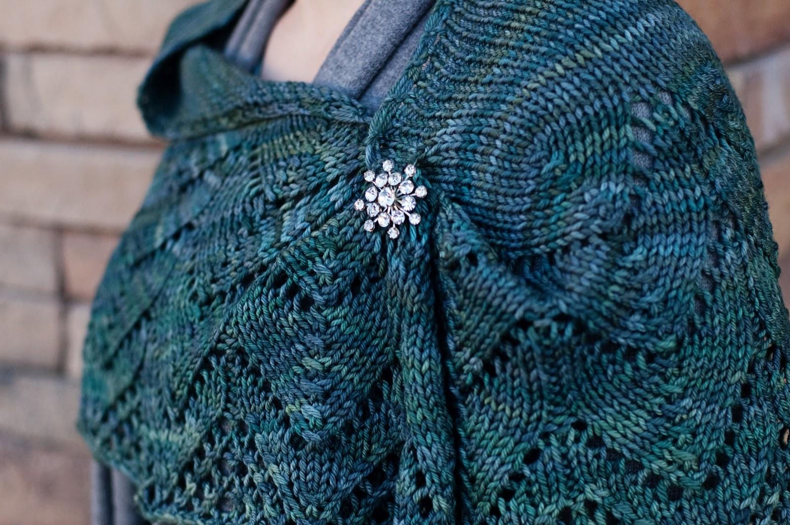 Crochet Cami: Traveling Woman Shawl (para mi madre)