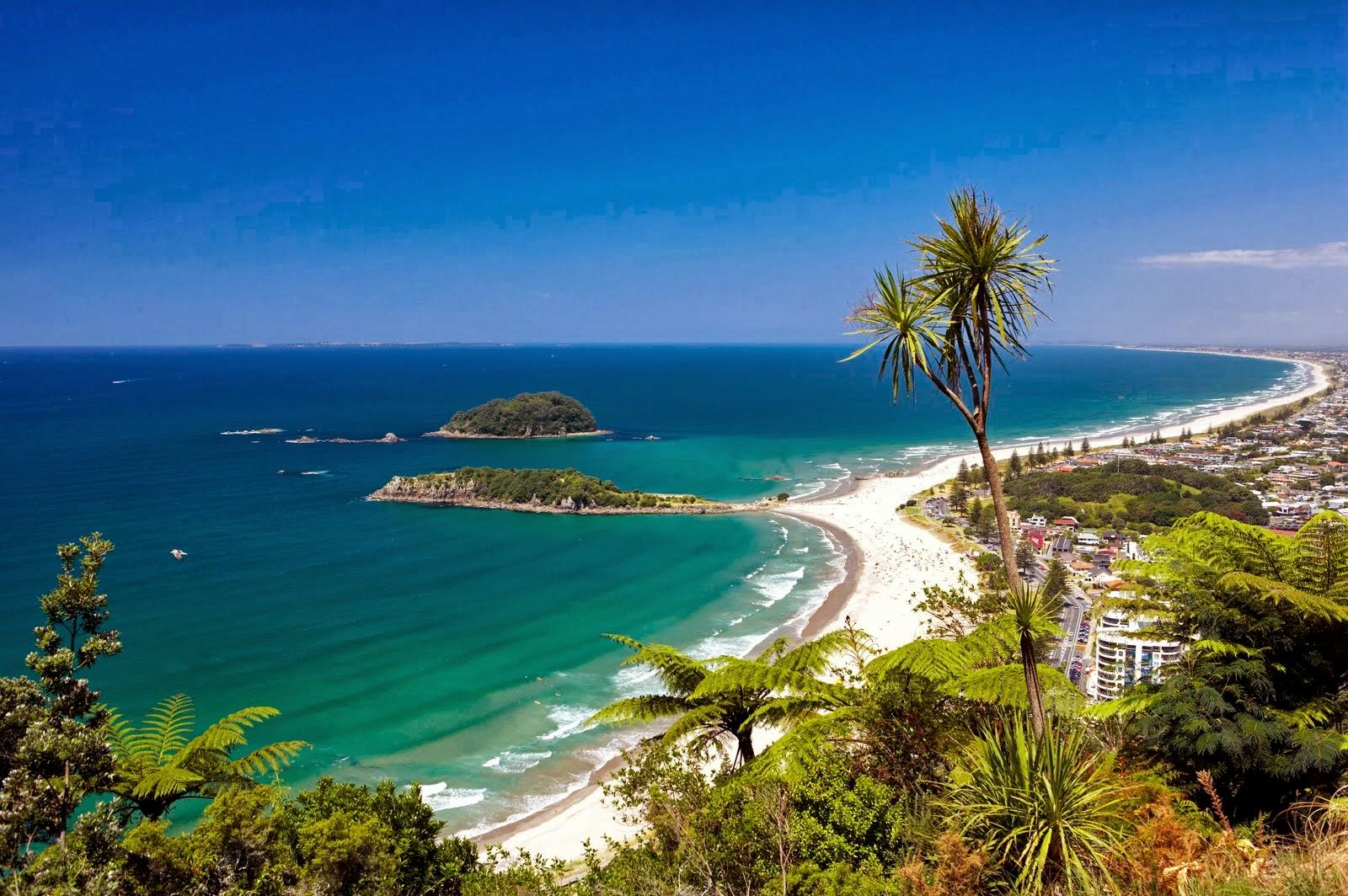 Viajero Turismo La Fascinante Auckland En Nueva Zelanda