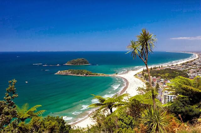 Vacaciones en Auckland, Nueva Zelanda