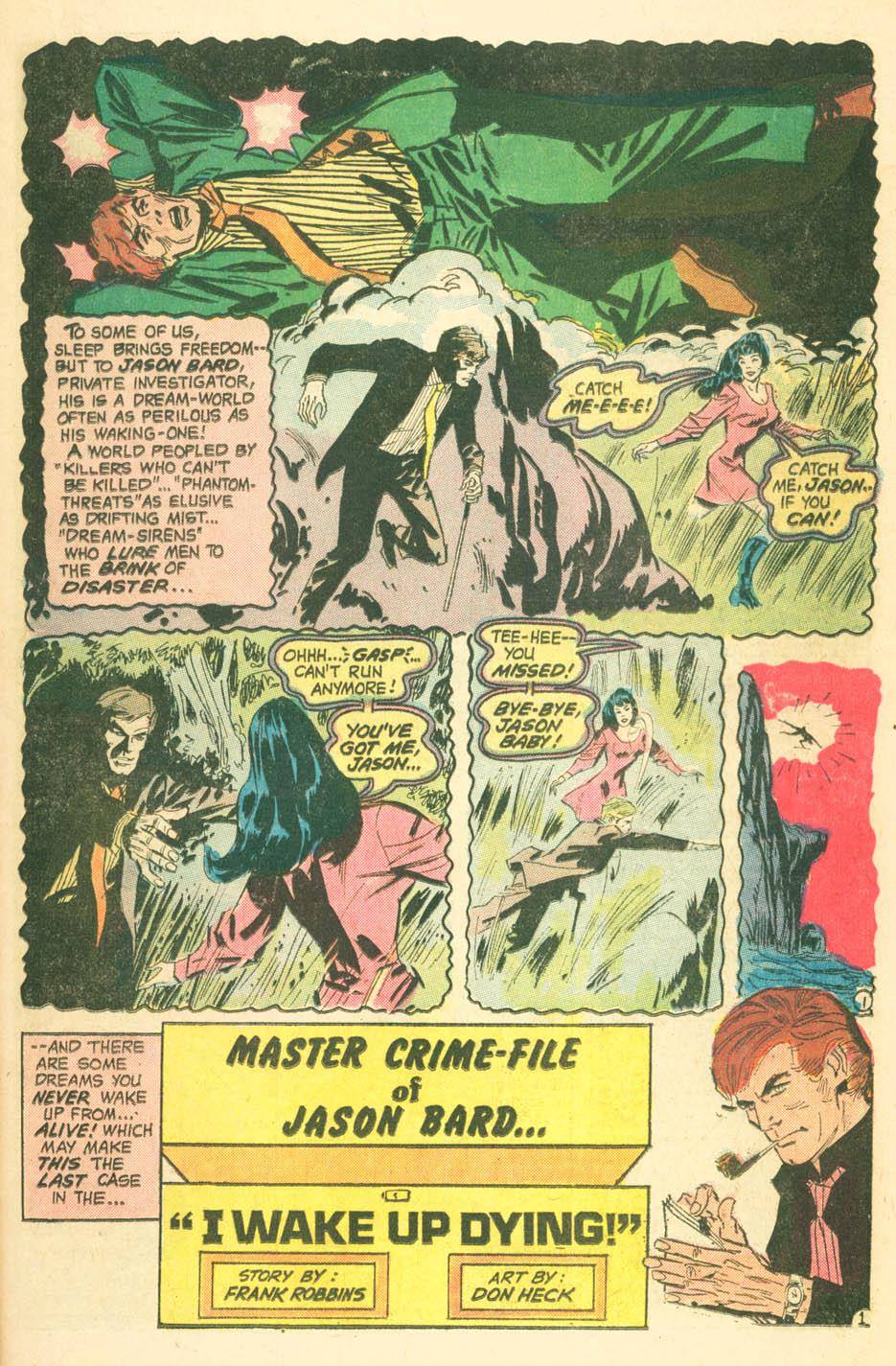 Detective Comics (1937) 427 Page 22