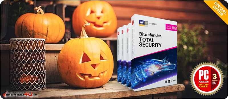 The New Bitdefender 2019 50 70 Discount And Deals