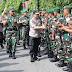 Kunjungi Solo bersama Panglima TNI, Kapolri : Situasi Solo Raya Kondusif, TNI-Polri Siap Amankan Pemilu 2019