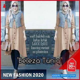 TPR0273T64 Kirana Tunik Terbaru BMGShop