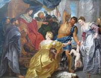 Peter Paul Rubens - The Judgement of Solomon
