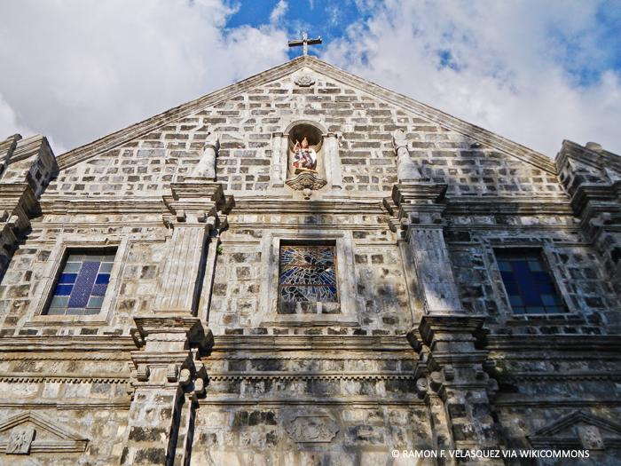 Sta. Cruz Church Zambales