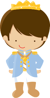 Prince Clipart Oh My Fiesta In English