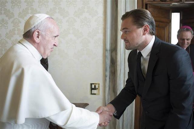 Setelah Bikin Album Rock, Paus Fransiskus Bakal Main Film