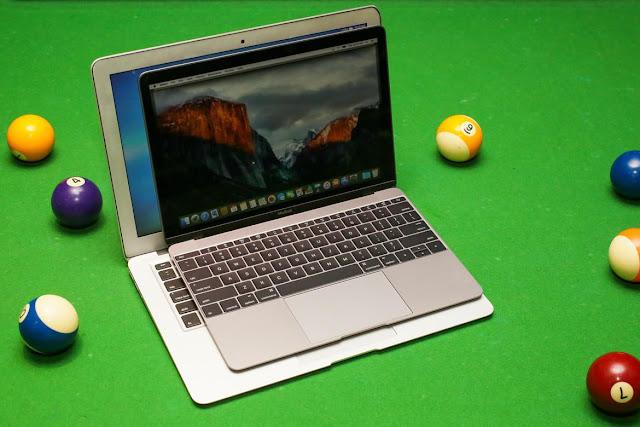 Apple MacBook (12 inç, 2016)