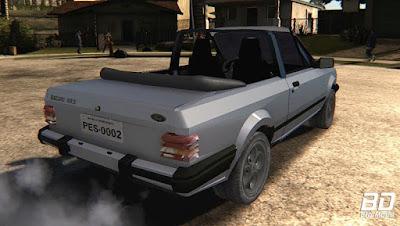 Download, mod, carro, Ford, Escort, XR3, 1986, Cabriolet, GTA San Andreas , GTA SA, PC