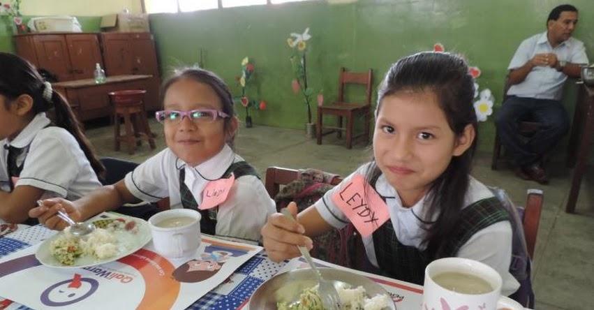 QALI WARMA: Programa social realiza feria sobre prácticas saludables en la gestión de alimentos escolares - www.qaliwarma.gob.pe