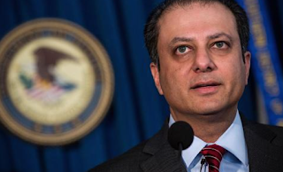 Top Cop Of Wall Street, Preet Bharara, Fired After Refusing Trump's Call To Resign