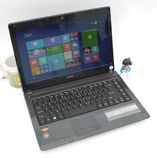 Laptop Gaming Acer E1-451G Bekas