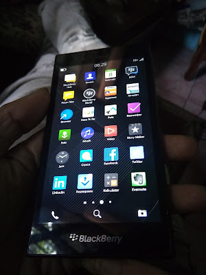 Blackberry Z3 okay