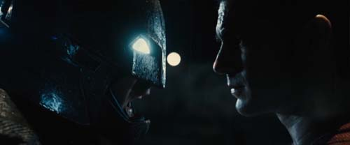 Ben Affleck as Batman, Henry Cavill as Superman in Batman v Sueprman: Dawn of Justice