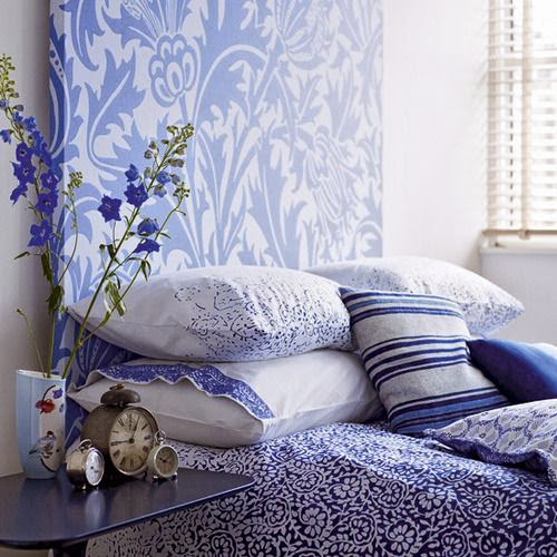 Modern Bedroom Nature And Romantic Color Modern Decor Home Decoration