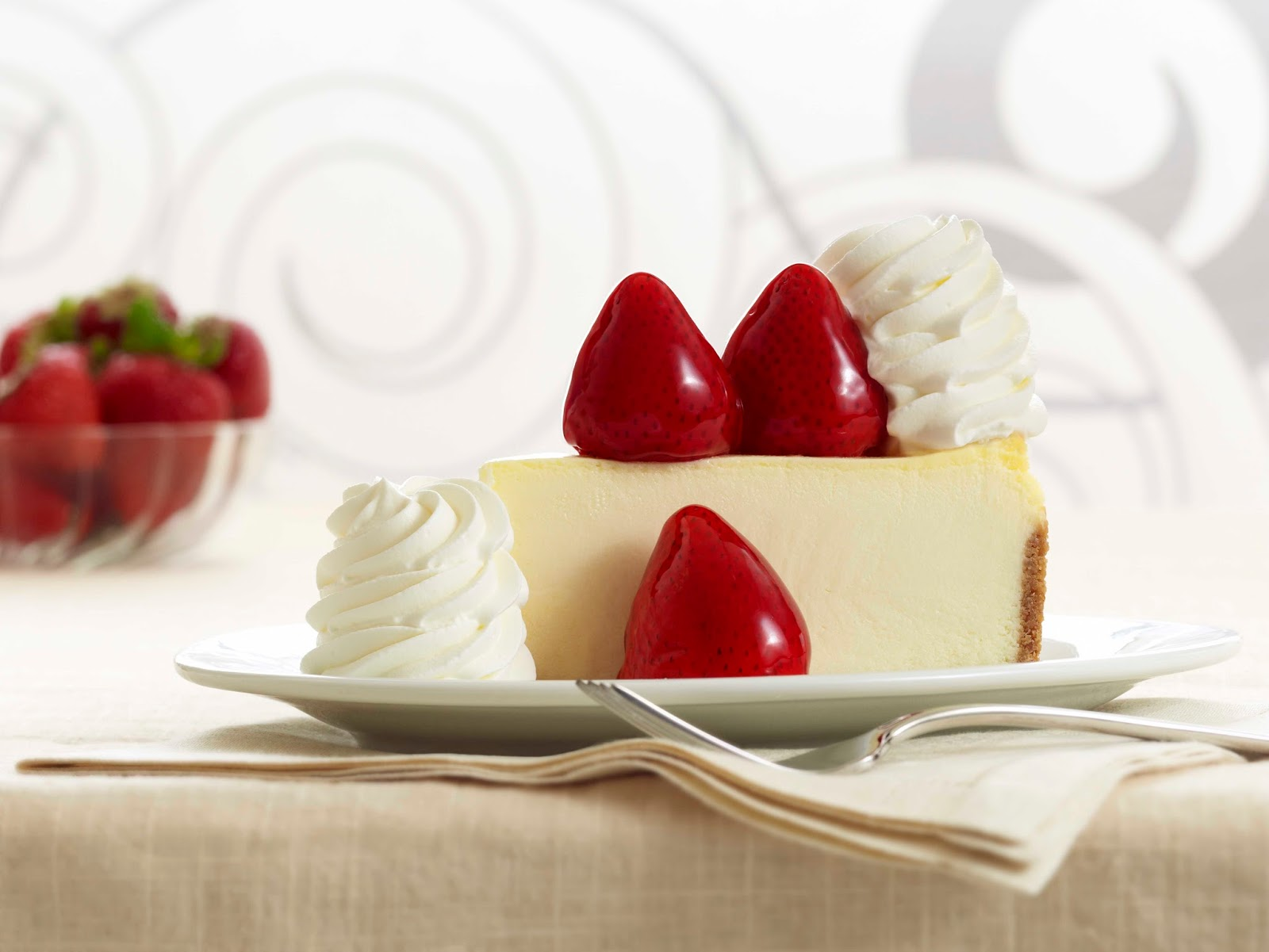 Cheesecake factory facebook giveaway