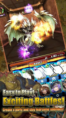 Download Dragon Breaker Apk v1.5.1 Mod (1 Shot/Hit Kill & More) Terbaru 2016