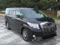 Rental Mobil Alphard Semarang - Raskita Transport