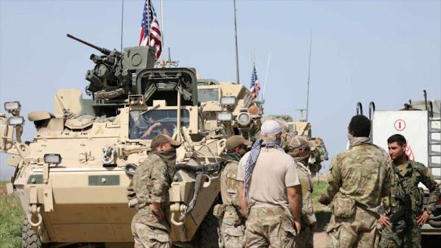 """Pentágono: EEUU se quedará en Siria """"el tiempo que sea necesario"""""""