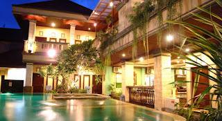 Maxi Hotel and Spa Legian Bali