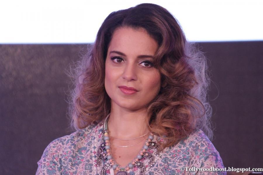 Indian Model Kangana Ranaut Hot Face Close Up Stills