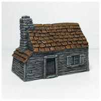 (10B002) Tiled Timber-clad Cottage