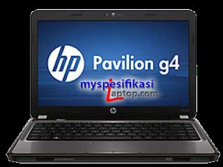 Spesifikasi Harga HP Pavilion G4-2216TU Core i3
