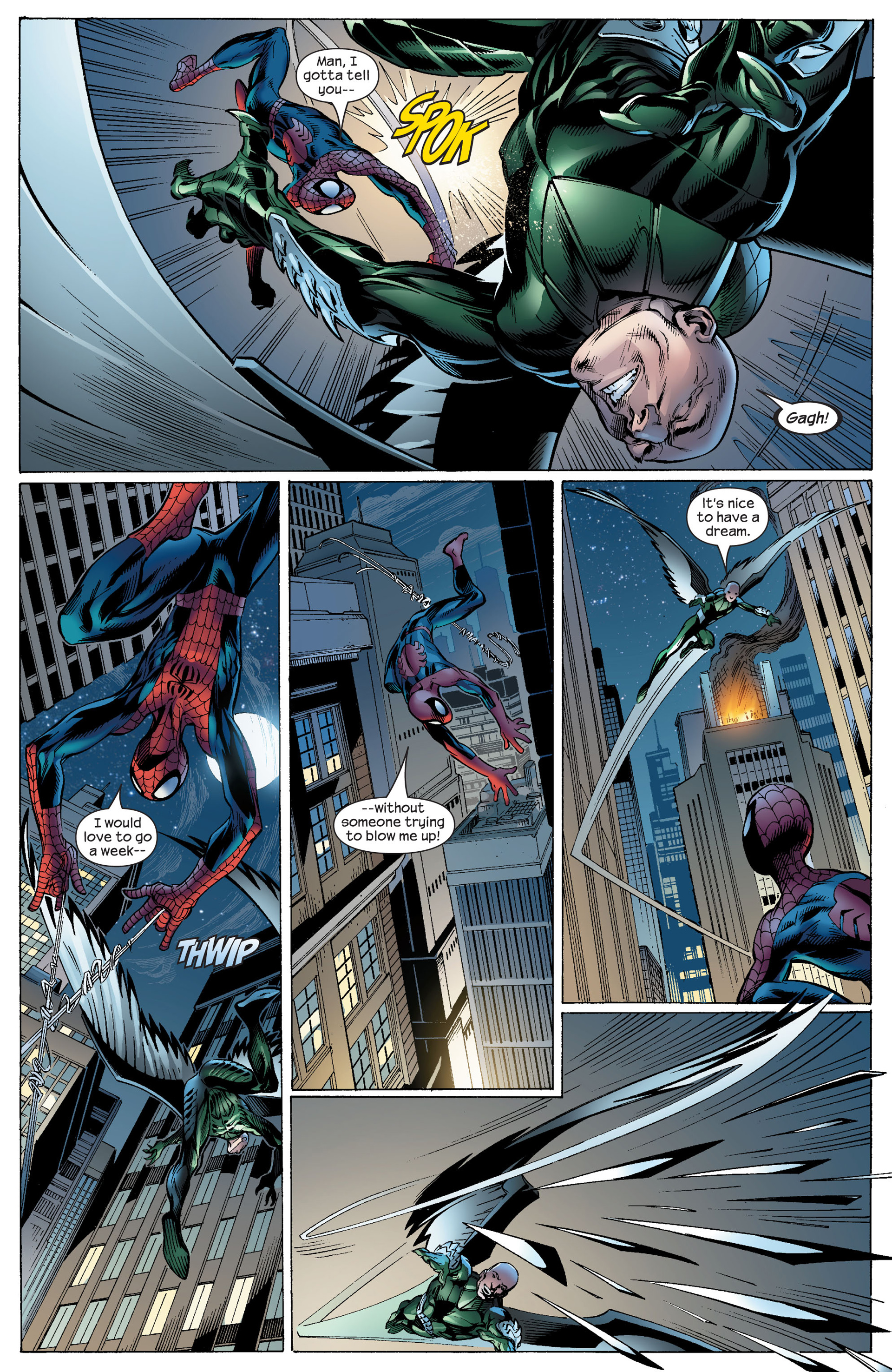 Read online Ultimate Spider-Man (2000) comic -  Issue #90 - 9