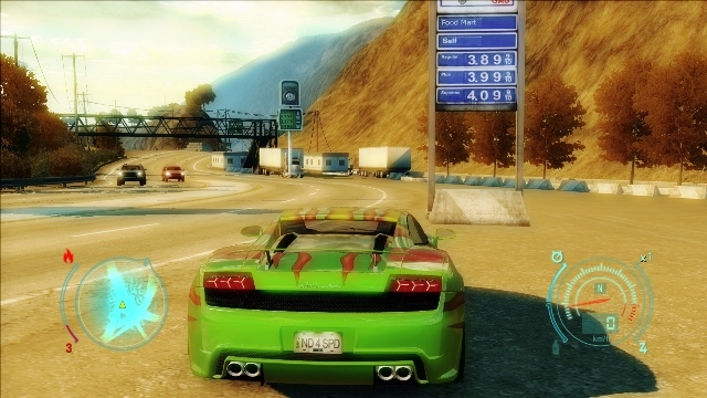 Download Need for Speed Undercover PC Games Gameplay