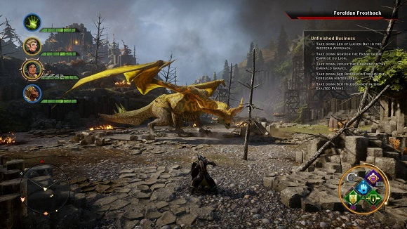 Download Dragon Age Inquisition Repack Black Box Pc